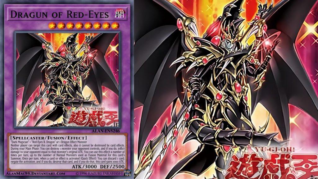red eyes dragun
