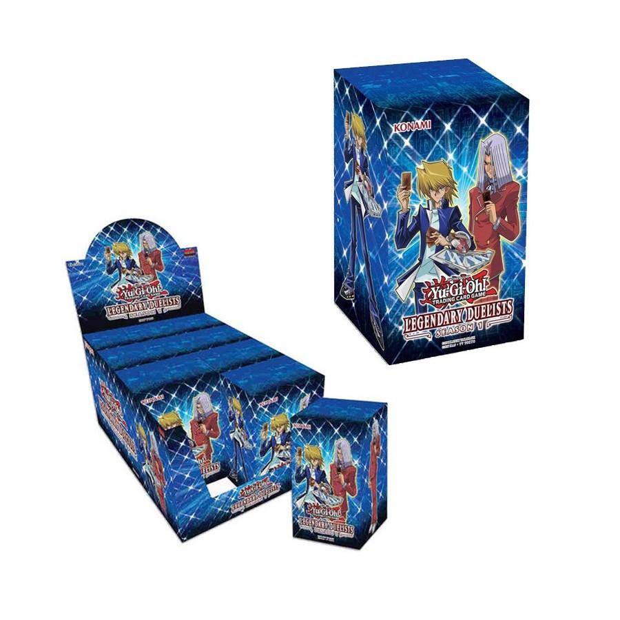 Box Duellistes Legendaires