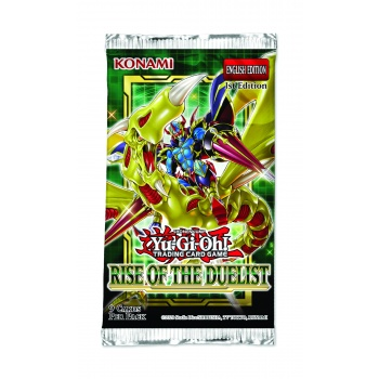yugioh Rise of the Duelist - Booster Display