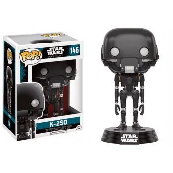 POP Star Wars Rogue One K2SO Trooper