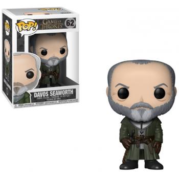 POP Game of Thrones Ser Davos Seaworth