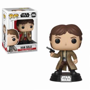 POP Star Wars Endor Han