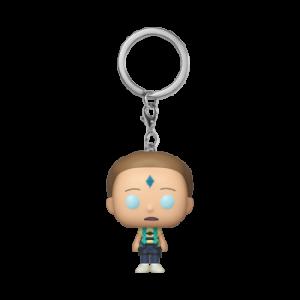 POP Porte clé Rick et Morty armé