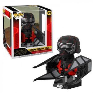 POP Deluxe Star Wars Ep 9 Supreme Leader Kylo Ren