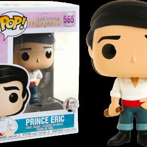 POP Little Mermaid Prince Eric