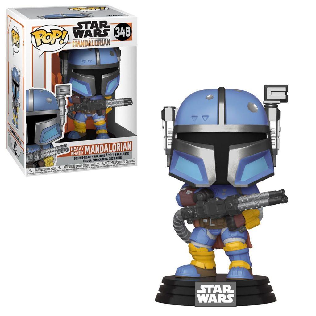 POP Star Wars Mandalorian Heavy Infantry