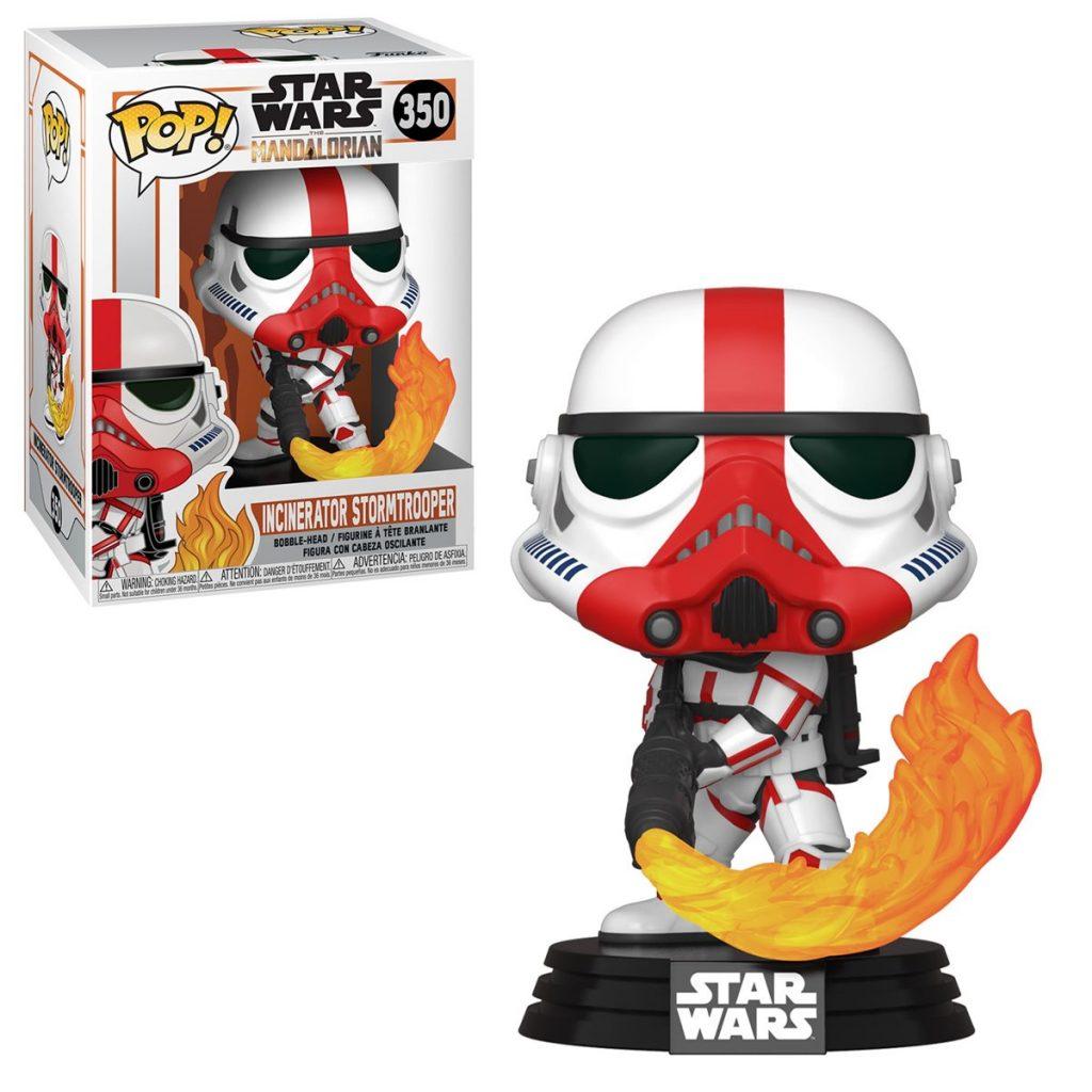 POP Star Wars Mandalorian Incinerator Stormtrooper