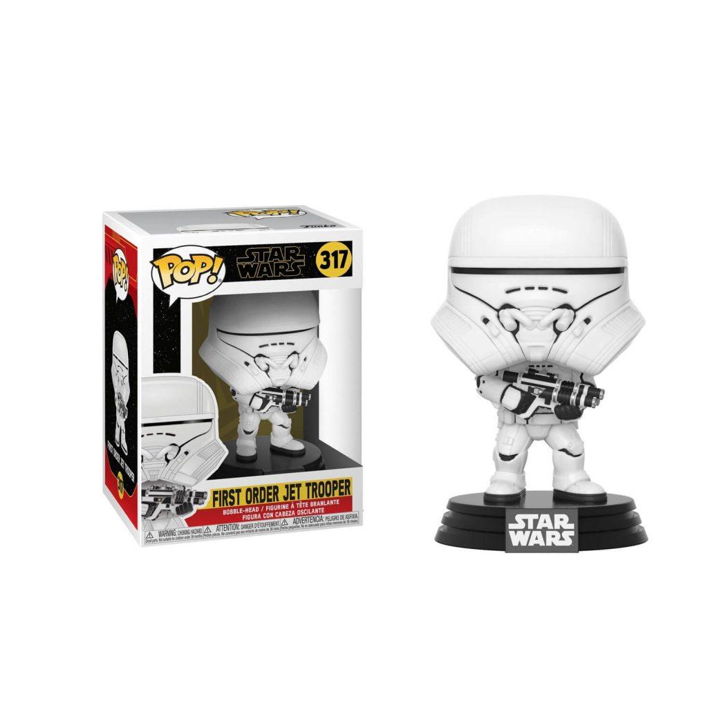 POP Star Wars Ep 9 First Order Jet Trooper