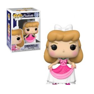 POP Cinderella Cinderella in Pink Dress