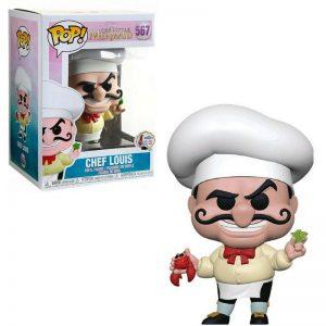 POP Little Mermaid Chef Louis