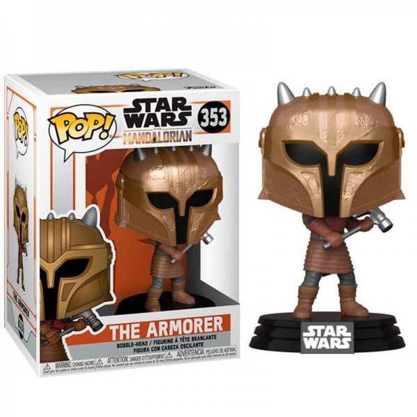 POP Star Wars Mandalorian The Armor