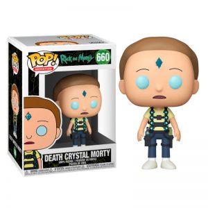 POP Rick et Morty Death Crystal Morty