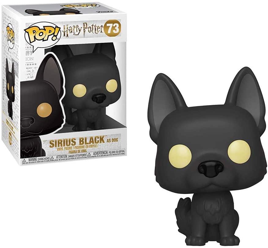 POP Harry Potter Sirius Black As Dog