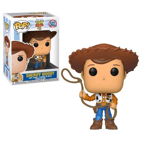 POP Toy Story 4 Sheriff Woody