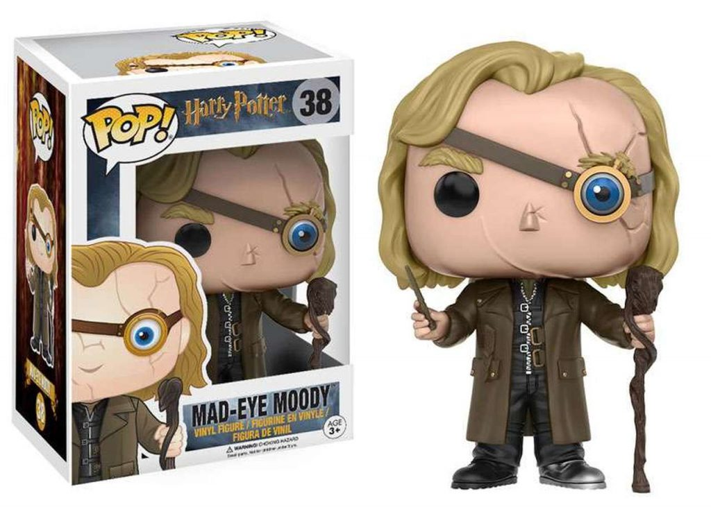 POP Harry Potter Mad eye Moody